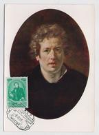 CARTE MAXIMUM CM Card USSR RUSSIA Art Painting Painter Karl Bryullov - Cartoline Maximum
