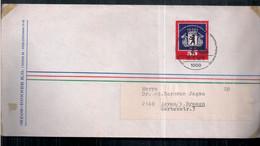 Allemagne - Enveloppe De Timbre Moderne En Circulation - Briefe U. Dokumente