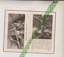 Theresia Sermeus-Permentiers, Vilvoorde 1890, Melsbroek 1951 - Obituary Notices
