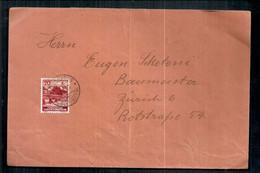 Liechtenstein - Enveloppe De Timbre Moderne En Circulation - Briefe U. Dokumente