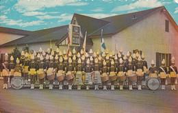 746 – Montmagny Québec Canada – Corps De Majorettes Les Marionnettes – Cheerleaders – Near Mint Condition – 2 Scans - Sin Clasificación