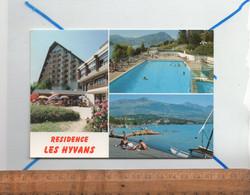 CHORGES Hautes Alpes 05 : Résidence LES HYVANS Centre De Vacances CNPO Piscine Plage - Other Municipalities