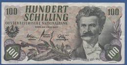 AUSTRIA - P.138a (2) – 100 Schilling 01.07.1960 -  Cirulated Serie K 310818 B - Austria
