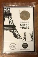 75006 PARIS CHAMPS DE MARS MDP 2016 MEDAILLE SOUVENIR MONNAIE DE PARIS JETON TOURISTIQUE MEDALS COINS TOKENS - 2016