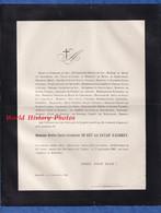 Document De 1884 - Le Canet Prés MARSEILLE - Noëlie Claire Joséphine PAYAN D' AUGERY épouse DE REY - Documenti Storici