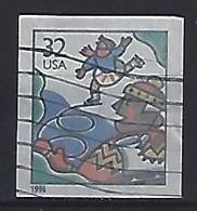 USA  1996  Christmas  (o) Mi.2793 - Gebraucht