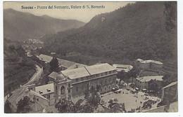 ITALIE - SAVONA - Piazza Del Santuarion, Vallata Di S. Bernardo - - Savona