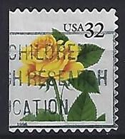 USA  1996  Flowers, Rose  (o) Mi.2795  BDl - Gebraucht