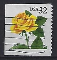USA  1996  Flowers, Rose  (o) Mi.2795  BEul - Gebraucht