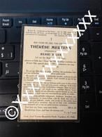 [V] Mertens Therese Henri Dilen Halle 1898 1936 - Obituary Notices