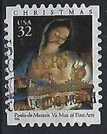 USA  1996  Christmas  (o) Mi.2799  BA - Gebraucht