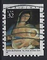 USA  1996  Christmas  (o) Mi.2799  BDo - Gebraucht
