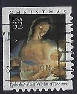 USA  1996  Christmas  (o) Mi.2799  BElo - Gebraucht