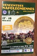 10 BRIENNE-LE-CHÂTEAU NAPOLÉON AB 2014 MÉDAILLE ARTHUS BERTRAND JETON TOURISTIQUE MEDALS TOKENS COINS - 2014