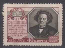 1954-USSR-ANTON RUBINSTEIN/COMPOSER-MINT STAMP* - Nuovi