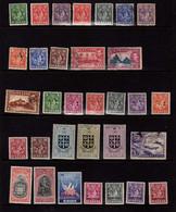 Sainte-Lucie (1936-51)  - George VI - Neufs* Et Oblit - St.Lucia (...-1978)