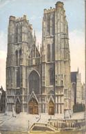 BRUXELLES - Collégiale Sainte-Gudule. - Monumenten, Gebouwen