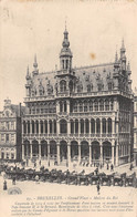BRUXELLES - Grand'Place - Maison Du Roi - Marktpleinen, Pleinen