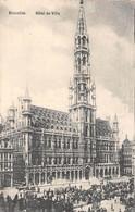 BRUXELLES - Hôtel De Ville - Monumenten, Gebouwen