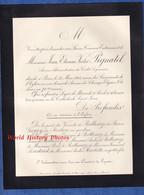 Document De 1904 - LYON Cathédrale & Cimetière De Loyasse - Jean Etienne Victor PIGNATEL Administrateur Crédit Lyonnais - Documenti Storici