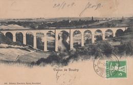 Suisse - Ponts - Boudry - Viaduc - Circulée Le 29/08/1909 - Unclassified