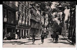 243. Vichy. Boulevard De Russie. De A. Chambry à Melle J. Cagniart à Avize. 1922. - Vichy