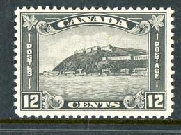 Canada MH 1930-31 Quebec Citadel - Unused Stamps