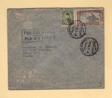 Egypte - Le Caire - 1946 - Par Avion Destination France - Covers & Documents