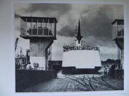 Polish Ferry Wawel  / In Swinoujscie  Port /  Photo Reproduction - Autres
