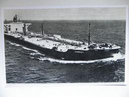 Polish Tanker Zawrat  / Photo  Reproduction - Autres