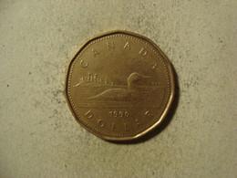MONNAIE CANADA 1 DOLLAR 1990 - Canada