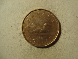 MONNAIE CANADA 1 DOLLAR 1994 - Canada