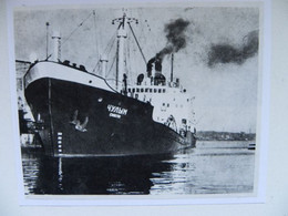 Russian Cargo Czulym   /  Photo Reproduction - Autres