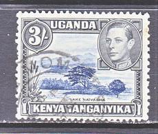 K U T  82a    Perf. 13-11 1/2   (o) - Kenya, Uganda & Tanganyika