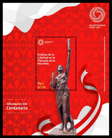Peru 2021 2oo Years Of Independence Statue Of Liberty - Monumenti