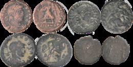Rome - 4 Nummus - Constantin I Et II, Constance II - Revers Intéressants - Belle Qualité - H108 - 7. El Impero Christiano (307 / 363)