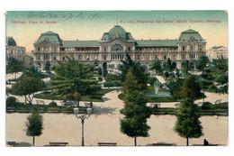 SANTIAGO (CHILE). PLAZA DE ARMAS. CIRCULADA EN 1911. - Chile