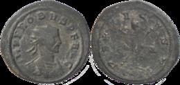 Rome - 278 AD - Probus - Aurelianus - PAX AVGVSTI - RIC 713 - H110 - 5. La Crisi Militare (235 / 284)