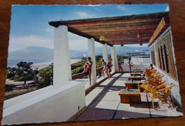 MAROC   -    CLUB MEDITERRANEE  VILLAGE HOTEL D' AGADIR @ RECTO VERSO AVEC BORDS - Agadir