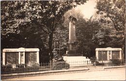 (5 A 17) Older Postcard - Czech Republic ? - Graslitz War Memorial - Oorlogsmonumenten