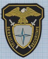 MOLDOVA / Patch Abzeichen Parche Ecusson / Security Service . - Scudetti In Tela