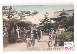 13722  JAPON  WISTARIA BLOSSOMS KAMEIDO TOKIO TBE - Tokyo
