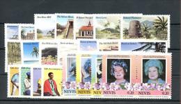 1981, Nevis, 46-59 U.a., ** - Altri - America