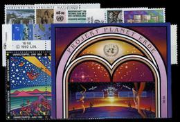 1992, UNO Wien, 1992, ** - Non Classificati