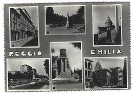 11.576 - REGGIO EMILIA 6 VEDUTE 1950 CIRCA - Reggio Emilia