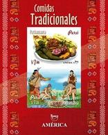 Peru 2020 America UPAEP Traditional Gastronomy Pachamanca - Perù