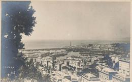 335145-Italy, Genova, Genoa, RPPC, Panorama - Genova