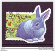 ## Japon, Japan, Lapin, Rabbit, Fraise, Strawberry - Usati