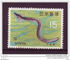 #, Japon, Anguille, Eel, Poisson, Fish - Usati