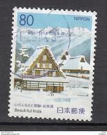 ##4, Japon, Japan, Hida Mountains, Montagne, Mountain, Chalet, Neige, Snow - Usati